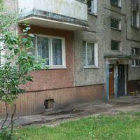 Standard courtyard, Светлогорск