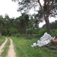 In the Settlement of Builders, Светлогорск