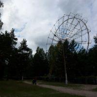 Abandoned Big Wheel, Светлогорск