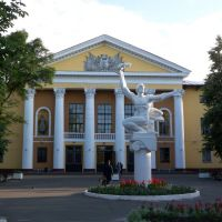 House of arts of Power industry workers, Светлогорск