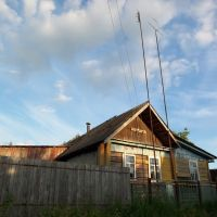 Village house, Светлогорск