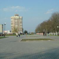 Svetlogorsk, centr, Светлогорск