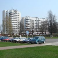 Svetlogorsk, centralyniy rayon, Светлогорск