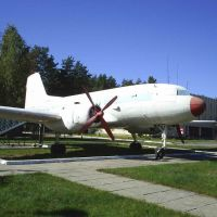 This plane did crash landing in Svetlogorsk, Светлогорск
