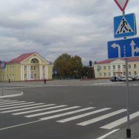 пл.Ленина, Хойники