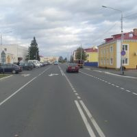 ул. К.Маркса, Хойники