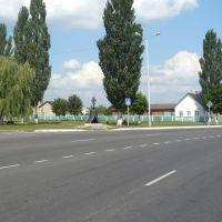 Monument / Gojniki / Belarus, Хойники