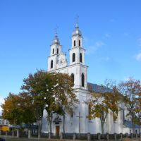 Catholic church, Дятлово