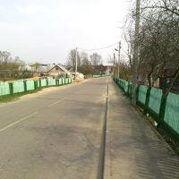 Komsomolskaya str., Дятлово