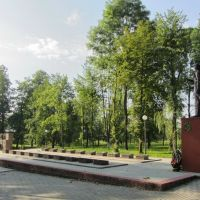 мемориал, Дятлово