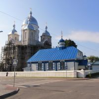 церковь, Дятлово