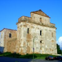 Руины в Берестовице, Большая Берестовица
