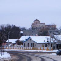 Касцел Візітацыі Найсвяцейшай Дзевы Марыі, Большая Берестовица