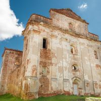 Разрушенный Храм, Большая Берестовица