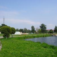 У реки, Волковыск