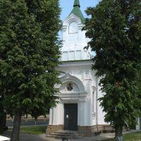 Свята-Нікалаеўская царква, Волковыск