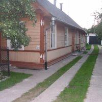 Дом на вул. Мопраўскай, Волковыск