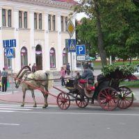 Площадь, Волковыск