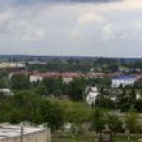 Панорама Волковыска, Волковыск