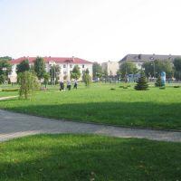 площадь Ленина, Волковыск