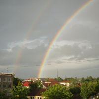 грибной дождик, Вороново