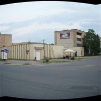 автостанция, Вороново