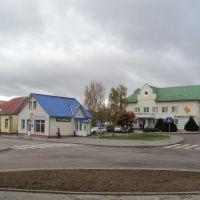 Воранава (цэнтр), Вороново