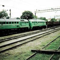Железная дорога...., Гродно