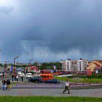 Дождик над городом, Гродно
