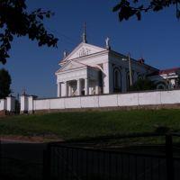 Костел Успенья Богоматери., Желудок