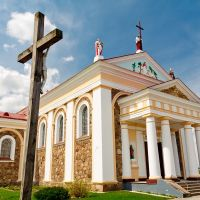 костел Вознесения Девы Марии, Желудок