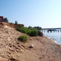 Зельвинское водохранилище, Зельва