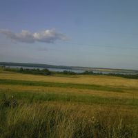 Водохранилище август, Зельва