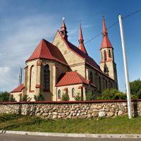 Костел Святой Троицы, Зельва