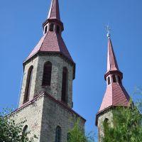 Зельва. Костел Святой Троицы / Zelva. Church of Holy Trinity, Зельва