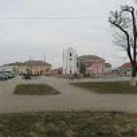 Центр города Ивье, Ивье