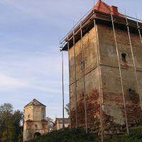 Liubcia castle, Козловщина