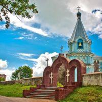 Царква у Сабакинцах, Козловщина