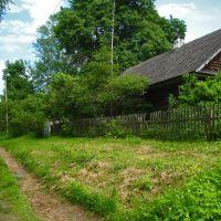 Nakryški village. Накрышкі, Козловщина