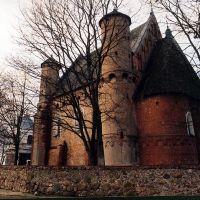Церковь св. Михаила Архангела, Козловщина