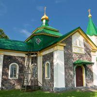 Церковь в Острино, Козловщина