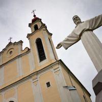 костел св. Петра и Павла. Ивье, Козловщина