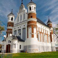 церковь Рождества Богородицы. Мурованка, Козловщина