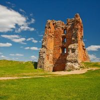 Новогрудский замок, Козловщина