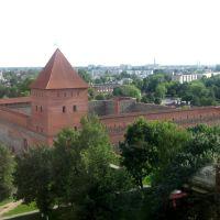 Lida castle, Лида