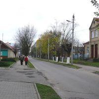 Улица, Лида