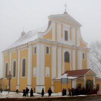 костел Крестовоздвиженский, Лида