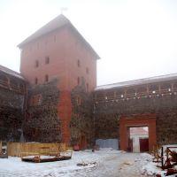 замок Гедимина, Лида