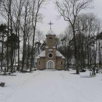 Часовня на старом кладбище, Лида