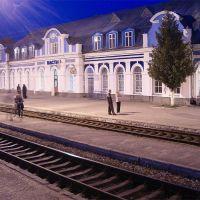 Вокзал, Мосты
